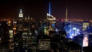 Udsigt over New York!!!
